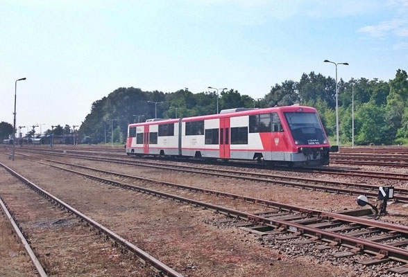 Dieseltriebwagen SA-138