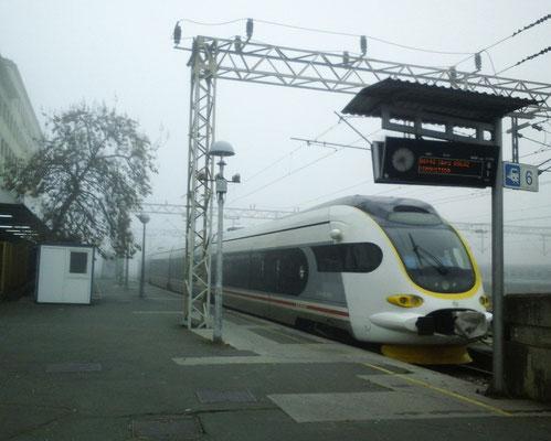 Zug der Baureihe 6112