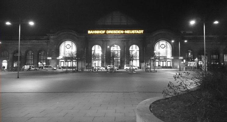 Bahnhof Neustadt