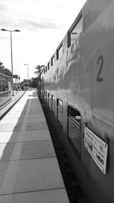Zug nach Hel