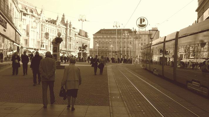 Zagreb, Innenstadt