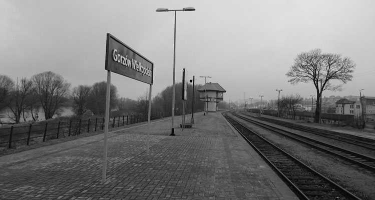 Ostbahn-Impressionen pur