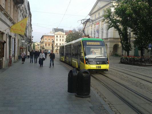 neue Tram