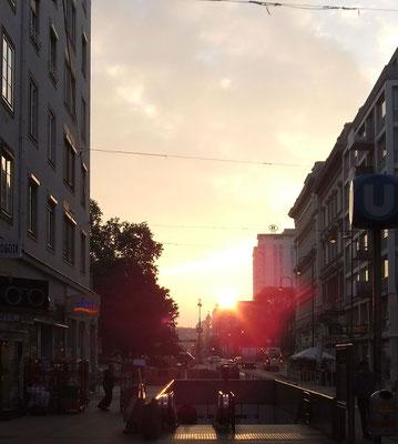 Wie schön ist doch Wien ohne Wiener...