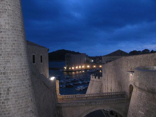 Dubrovnik am Abend