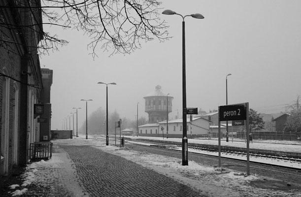 nordwestlicher Bahnhofsteil
