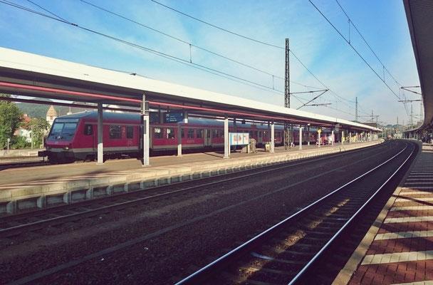 RB nach Halle