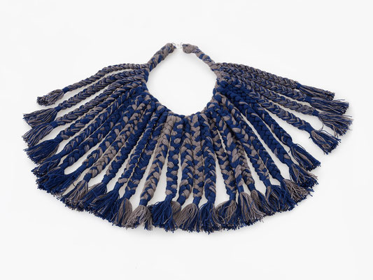 Zopfkette  / braided necklace