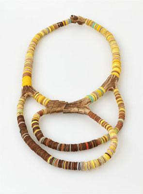 Geweihgabelkette / Antlers necklace