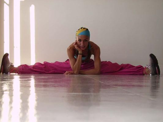 Emmanuelle MOREAU danseuse