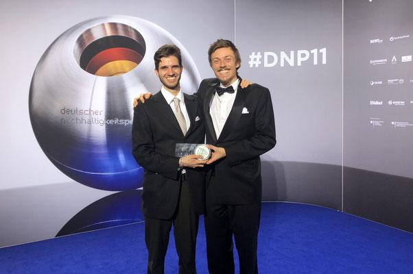 Raphael Fellmer und Martin Schott DNP11 Credentials by Dariusz Misztal