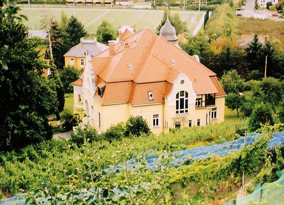 Villa schwarze hausgeschichten dresden webseite - Architekt radebeul ...