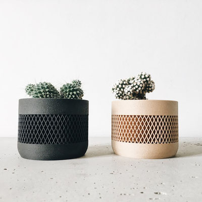 Etsy Québec, Coup de coeur international, Minimum Design, pot à fleur