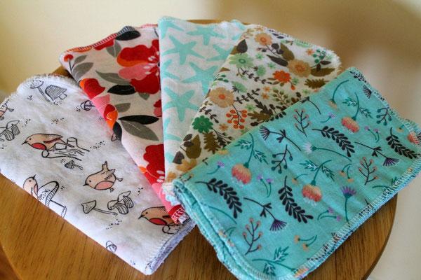 Mouchoirs de tissus