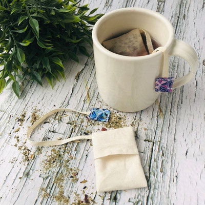 Poche à thé