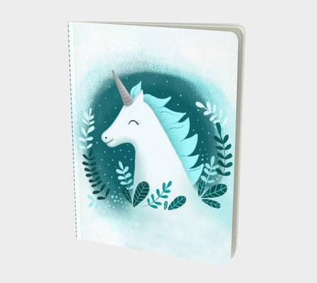 Cahier de notes Licore de Tomélico Créations, 30$