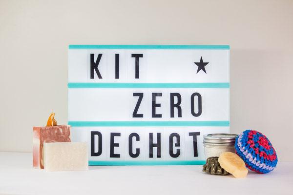 Kit de départ zéro déchet
