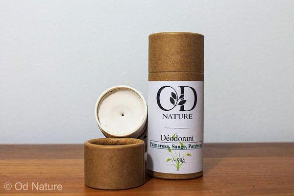 Déodorant pour peau sensible