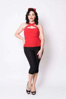 Etsy Qc, On a testé, putré-fashion, camisole rouge
