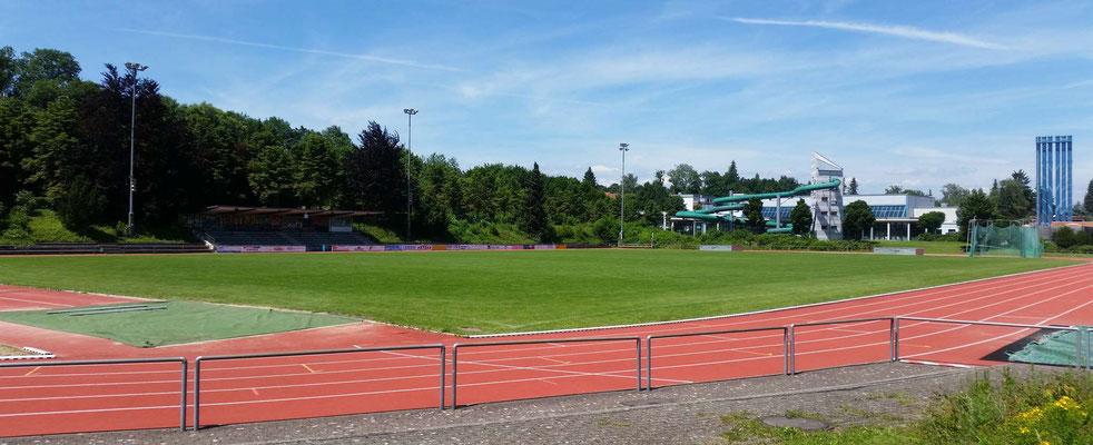 Stadion Rottweil FV 08 Rottweil