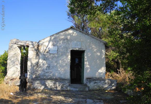 Stroggeli-Die Runde-Einsiedelei des Gregor