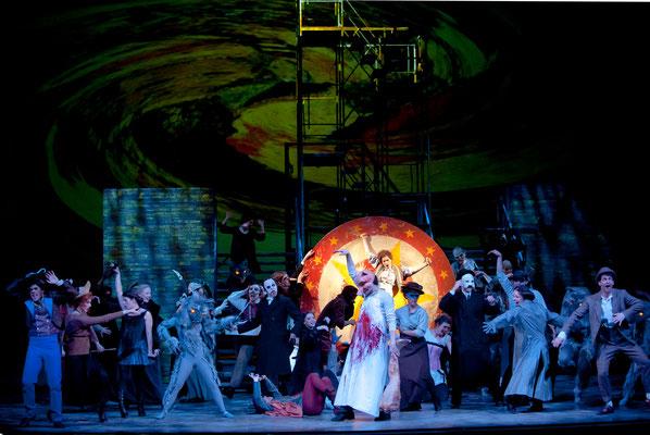 HEIMATLOS, Musical (Foto: Hermann Posch)