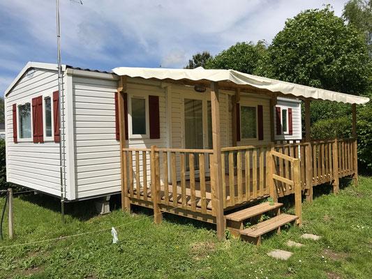 Emplacement résidentiel - Camping de la Maye - Baie de Somme