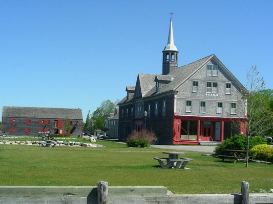 Häuser in Shelburne