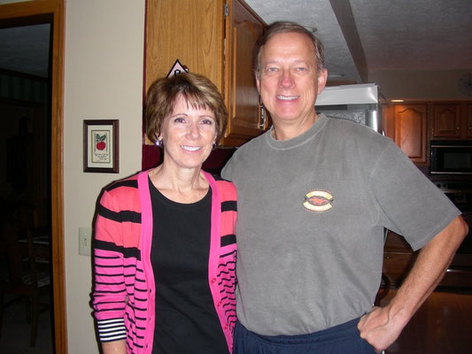 Joanne und David