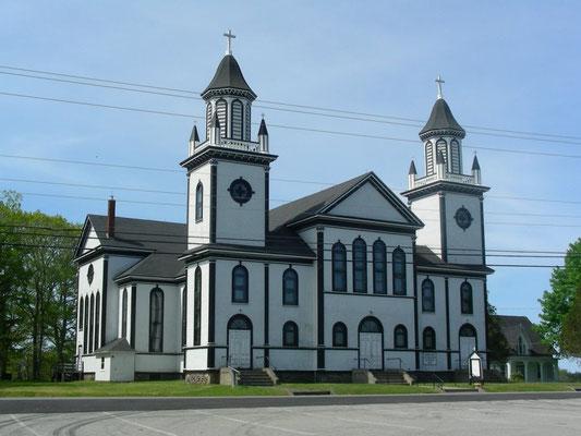 Kirche von Ste-Anne-du-Ruisseau