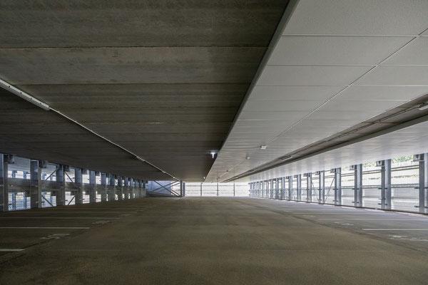 Parkhaus Senftenberger Ring 4, Berlin