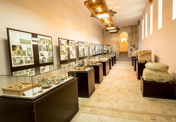 Tigranakert castle - museum