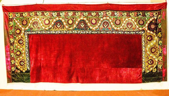 State History Museum - Yurt rug