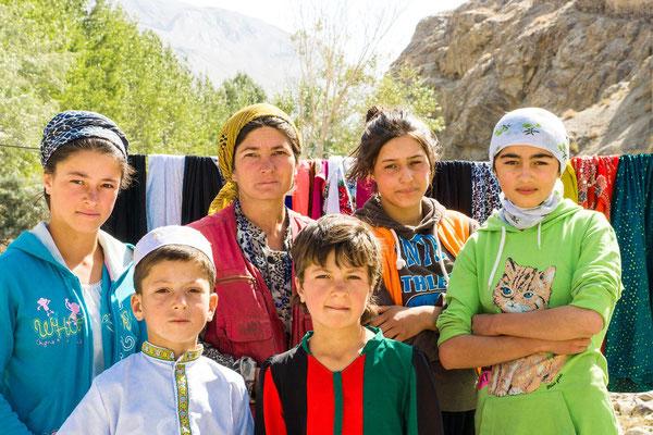 Tajikistan, family