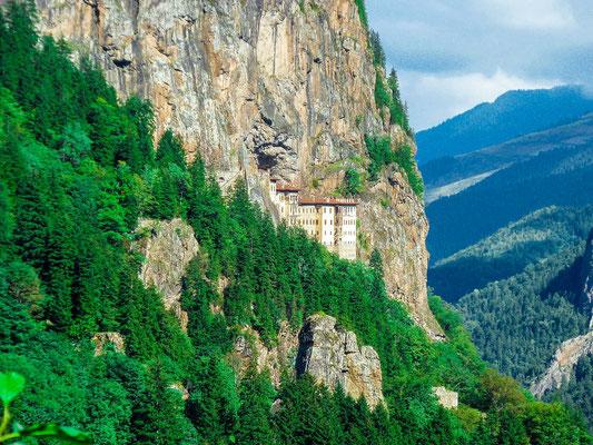 The Sumela Monastir