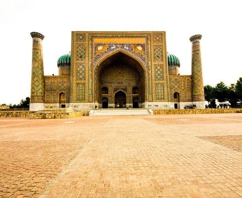 Sher-Dor Madrasah (1619–1636)