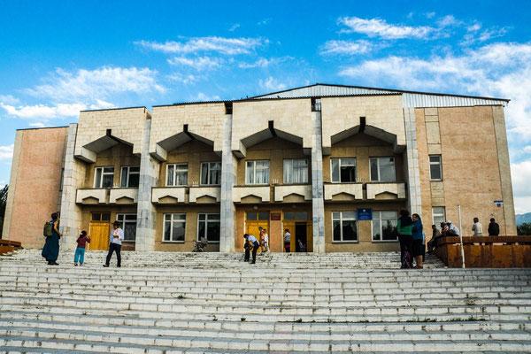City hall of Kochkor