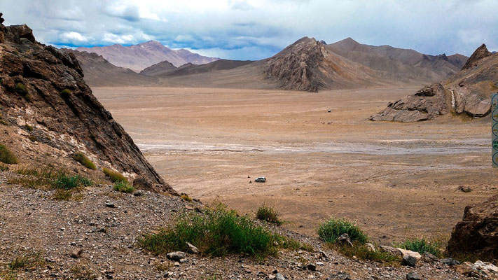 Kurteskei Valley, Shakhty, Tajikistan