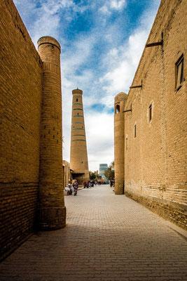 Minaret of Juma Mosque