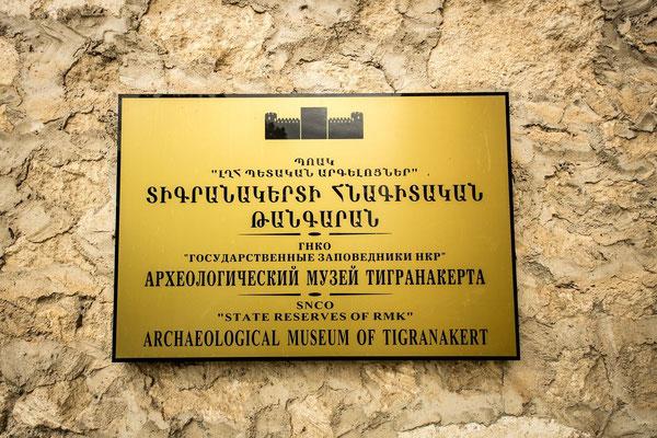 Tigranakert castle