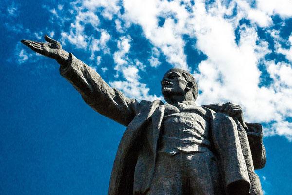 """Vladimir Iljitsch Uljanow named """"Lenin"""""""