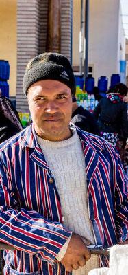 Bazaar of Khiva, Uzbekistan