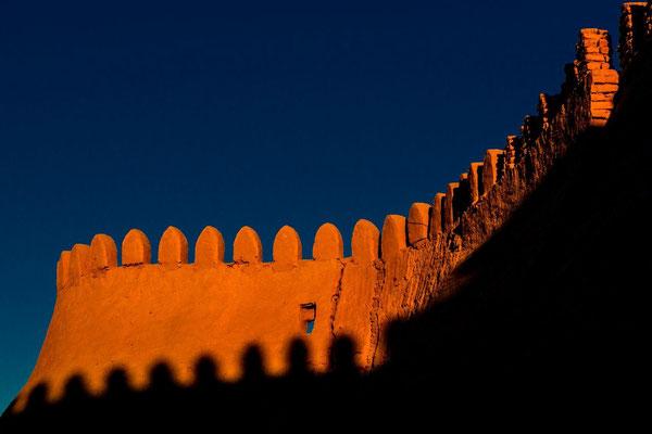 Good night Khiva ....