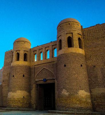 Tosh Darvoza  (stone gate)