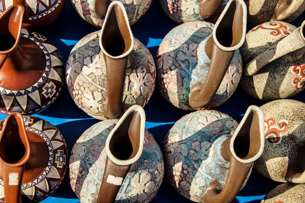 beautiful handmade pottery