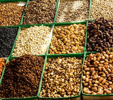 bazaar - various nuts