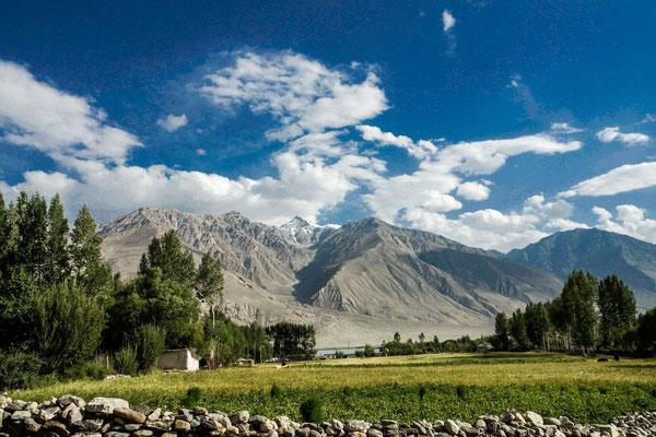 View on the Hindu Kush Range