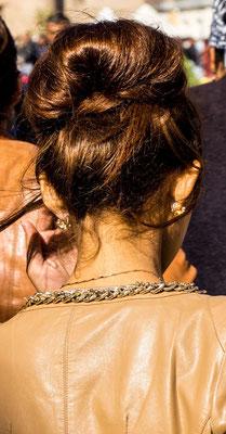 Khiva, Uzbekistan - hairdressing