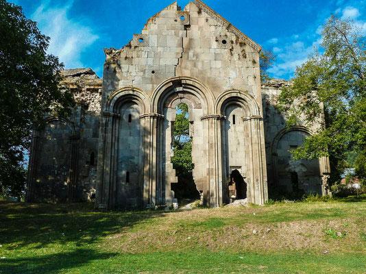 Cevizli, Tbeti Monastery (Georgian)