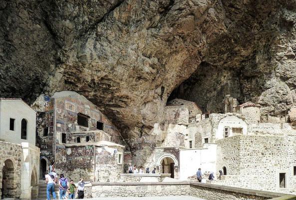 Sumela Monastir